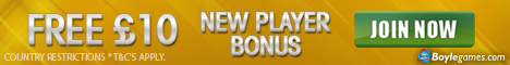 Boylegames bonus no deposit required